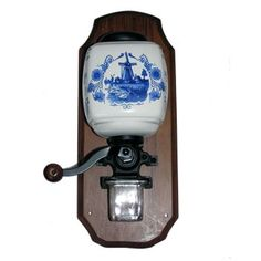 Dutch coffee grinder
