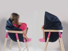contemporist:  The Soothing Chair By Dorja Benussi | CONTEMPORIST