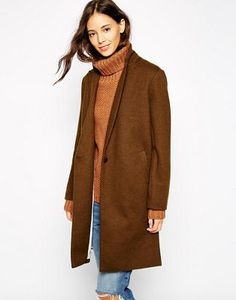Pull&Bear Car Coat