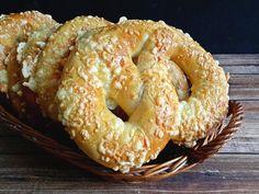 Bagel, Bread, Snacks, Recipes, Foods, Food Food, Appetizers, Food Items, Brot