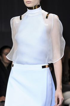 Givenchy Spring 2013  (There is something about it.)