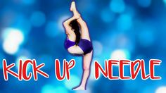 How to do a KICK UP NEEDLE!