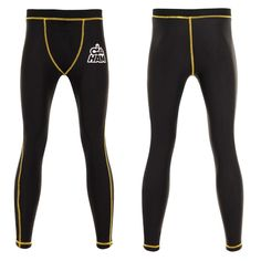 JUST ARRIVED  Mens compression base layers provide great compression in the right places to enable more oxygen to muscles in your legs. With our most advanced moisture wicking technology compression fitting & elite design. Go HAM Compression leggings also wrap and support key lower body muscle groups so youll notice improved core body control and power as well as less post-exercise muscle soreness.  #MMA #fightwear #bjj #grappling #boxing #fight #ko #goham #teamham #gym #kickboxing #muitai…