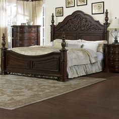Pulaski Furniture Cassara Panel Bed