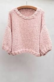 Poudre Esperanza Sweater by Mes Demoiselles 443 Looks Style, Style Me, Diy Laine, Hand Knitting, Knitting Patterns, Knit Fashion, Womens Fashion, Handgestrickte Pullover, Pulls