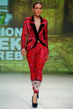 Tramp In Disguise Fashion show #AW13-14 #ArabianNightsCollection #TrampInDisguise #designer trampindisguise.com