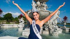 La Foto: ¡No es perfecta! El curioso defecto físico de Miss Universo.