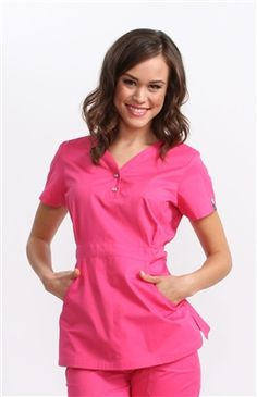 The koi Justine Top is one of our best sellers! Because it is a longer length top with makes any woman's waist look amazing. The koi Justine top is used by women looking for nursery uniforms, childcare uniforms, dental uniforms or dental scrubs. Healthcare Uniforms, Medical Uniforms, Cute Scrubs, Koi Scrubs, Dental Scrubs, Medical Scrubs, Scrubs Outfit, Scrubs Uniform, Nursing Clothes