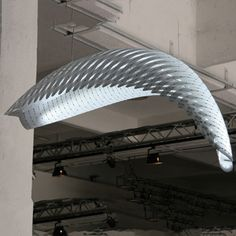Icarus Wing Light by David Trubridge | DTL063-NAT