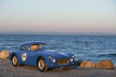 Fiat Otto Vu Berlinetta Serie 2 1953.