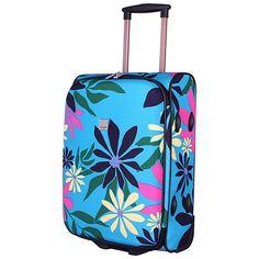 Tripp Express Autumn Flwr Hard Cabin Case Navy/Mulber | luggage ...