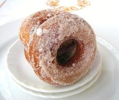 Apple Cider Doughnuts (Daring Bakers' Challenge)