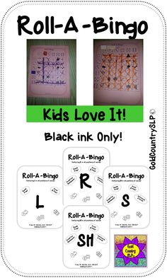 Here is what you need to motivate your articulation students during drill work and carryover! Kids love this! Use as homework! Use in therapy! Black ink ONLY!