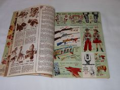 1954 55 National Bellas Hess Christmas Catalog Dolls Toys and Hobbies | eBay