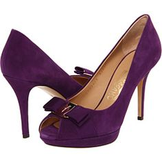 @laura jameson ... always on the look out for purple shoes for you!