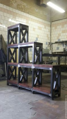Stylish Handmade Furniture and Accessories Industrial Style Furniture, Loft Furniture, Iron Furniture, Steel Furniture, Furniture Sale, Rustic Furniture, Furniture Making, Furniture Design, Furniture Online