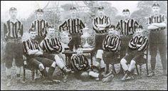 BLACKPOOL FOOTBALL CLUB, 1882.