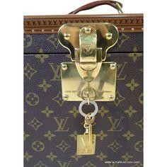 Louis Vuitton Picnic Trunk Monogram, Malle Pique-Nique Monogramme @shoprubylux #ReveDeBagages #20thCentury