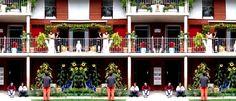 Afficher l'image d'origine Kaizen, Outdoor Decor, Hui, Houses, Home Decor, Blog, Living Together, Homes, Decoration Home