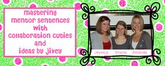 Ideas By Jivey: For the Classroom: Mastering Mentor Sentences