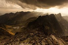 After the storm by Mikolaj Gospodarek on Destin Fishing, Fly Fishing, Polish Mountains, After The Storm, Wonders Of The World, Climbing, Mount Everest, Fields, Grand Canyon