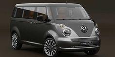 Volkswagen T1 Revival Concept, aires clásicos para la T6