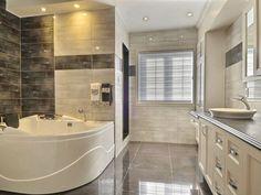 Maison de plain-pied - Via Capitale Condo, Alcove, Bathtub, Bathroom, Real Estate, Bath, Standing Bath, Washroom, Bath Tub