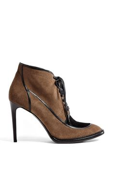 English Heritage Panfield 100 Ankle Boots by Burberry Shoes