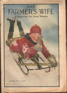 The Farmer's Wife Feb 1923