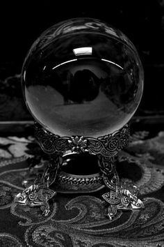 It's been too long since I got a reading Crystal Ball I cannot even express how much I want a real crystal ball