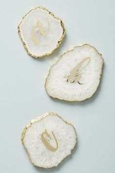 Shop the Monogram Agate Coaster at Anthropologie today. Read customer reviews, discover product details and more. When Your Best Friend, Best Friend Love, Friends In Love, Loyal Friends, Holiday Break, Holiday Time, Holiday Sales, Holiday Gifts, Birthday Rewards