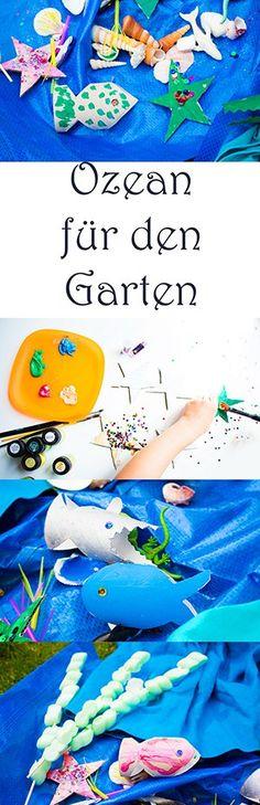 117 Best Diy Meerestiere Basteln Images Baby Crafts Crafts For