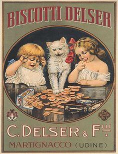Vintage Italian ad | I love vintage | Pinterest