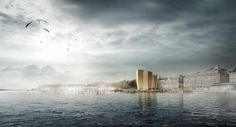 Guggenheim Helsinki's Finalized Shortlist Designs | Architect Magazine | Design, Competitions, Architecture, Arts and Culture, Cultural Projects, Exhibitions, Buildings and Facilities, Urban Development, Sitework, Helsinki, Finland, Solomon R. Guggenheim Foundation