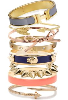 Mix and match one of these beauties with your Sun & Stone gold bangles!