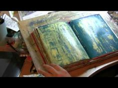 New to Art Journaling? Some Ideas - YouTube