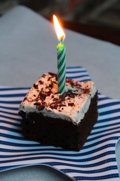 Celebrate with these Cannoli Cream Brownies @Pidge's Pantry
