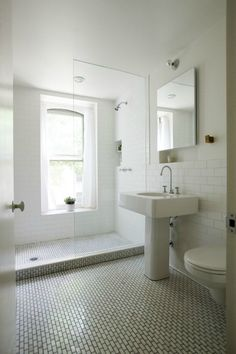 gorgeous bathroom by Elizabeth Roberts