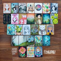 #february #gusosos_aceo_project #1aceo_a_day