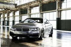 2012 BMW 4-Series Coupe Concept