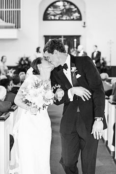 classic shot coming out of the church | Robyn Van Dyke #wedding