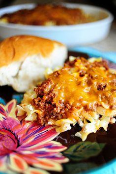 Sour Cream Noodle Bake @Ree Drummond | The Pioneer Woman