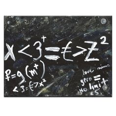 The Money and Love Relationship Equation by Zoltan Koteczky Painting Print on Canvas