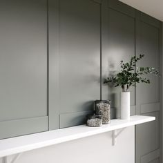 11 Best Wall Panelling images | Mdf wall panels, Door ...
