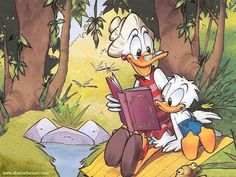 <3 Donald & Friends <3