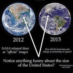 check out NASA images for yourself, and post any photo you think is not a CGI.  Good luck finding one that is not a painting, cartoon, or computer graphic.