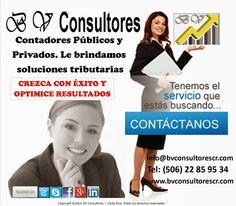 BV Consultores Costa Rica: Nuestro equipo de asesores fiscales y contables ge...