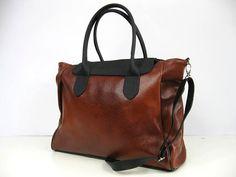 Aktentasche+Handtasche+-+Leder+von+BeMine+auf+DaWanda.com