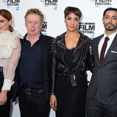 Celebrities attend the 'City of Tiny Lights' photocall  for the 60th BFI, London Film Festival