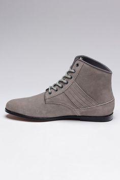 Grey mid boots / KR3W Madison
